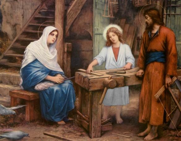 Jezus zaś czynił postępy w mądrości