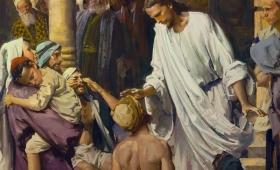 Jezus ich zapytał: Wierzycie, że mogę to uczynić?