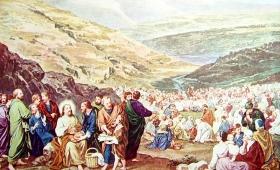 Jezus przywołał swoich uczniów