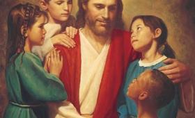 Wysławiam Cię, Ojcze, Panie nieba i ziemi