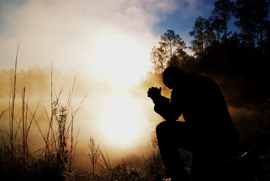 Ujrzycie niebiosa otwarte i aniołów Bożych