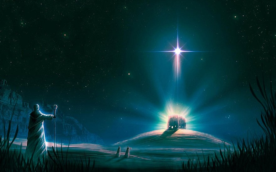 Oto gwiazda, którą widzieli na Wschodzie