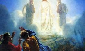 Gdy się modlił, wygląd Jego twarzy się odmienił