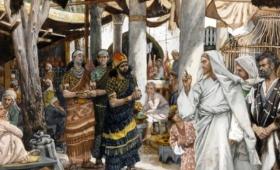 Rzekł do niego Jezus: Idź, syn twój żyje