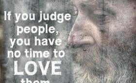 Ojciec bowiem nie sądzi nikogo, lecz cały sąd przekazał Synowi