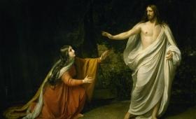Jezus rzekł do niej: Mario!