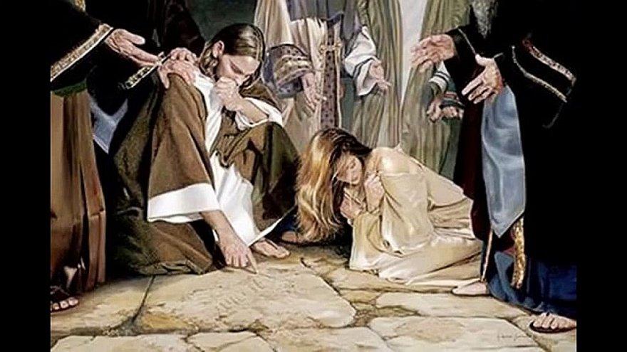 Kto z was jest bez grzechu