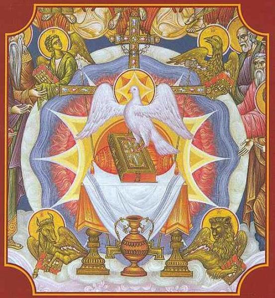 Duch Święty, którego Ojciec pośle w moim imieniu, On was wszystkiego nauczy