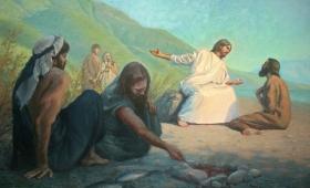Szymonie, synu Jana, czy miłujesz Mnie więcej aniżeli ci