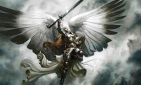 wyjdą aniołowie