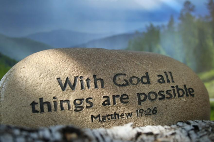O niewiasto wielka jest twoja wiara
