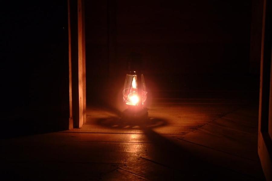 aby widzieli światło ci, którzy wchodzą