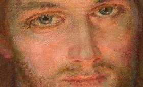 Jezus spojrzał w górę