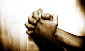 wyszedł na górę, aby się modlić