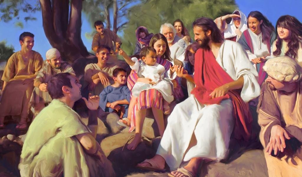 królestwo Boże pośród was jest