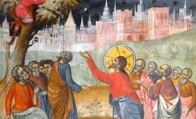 Chciał on koniecznie zobaczyć Jezusa