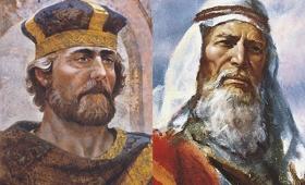 Rodowód Jezusa Chrystusa, syna Dawida, syna Abrahama.
