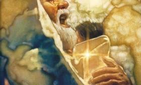 Duch Święty objawił mu, że nie ujrzy śmierci, aż zobaczy Mesjasza