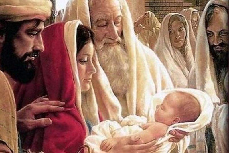 zanieśli Go do Jerozolimy, aby ofiarować Panu