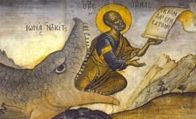Jak bowiem Jonasz był znakiem dla mieszkańców Niniwy, tak będzie Syn Człowieczy