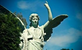 Ujrzycie niebiosa otwarte i aniołów Bożych wstępujących i zstępujących