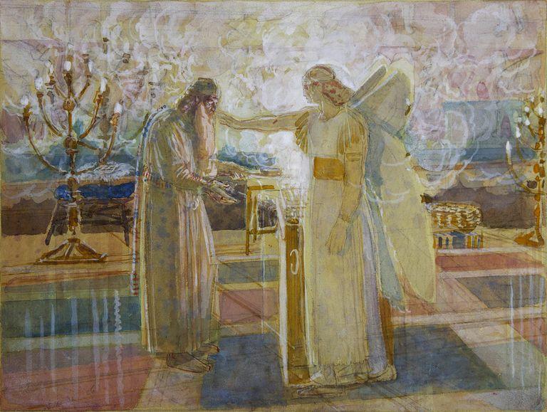 Oboje byli sprawiedliwi wobec Boga i postępowali nienagannie