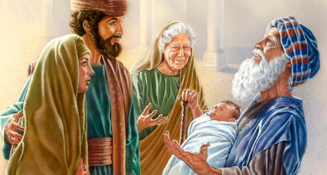 A Jego ojciec i Matka dziwili się temu, co o Nim mówiono