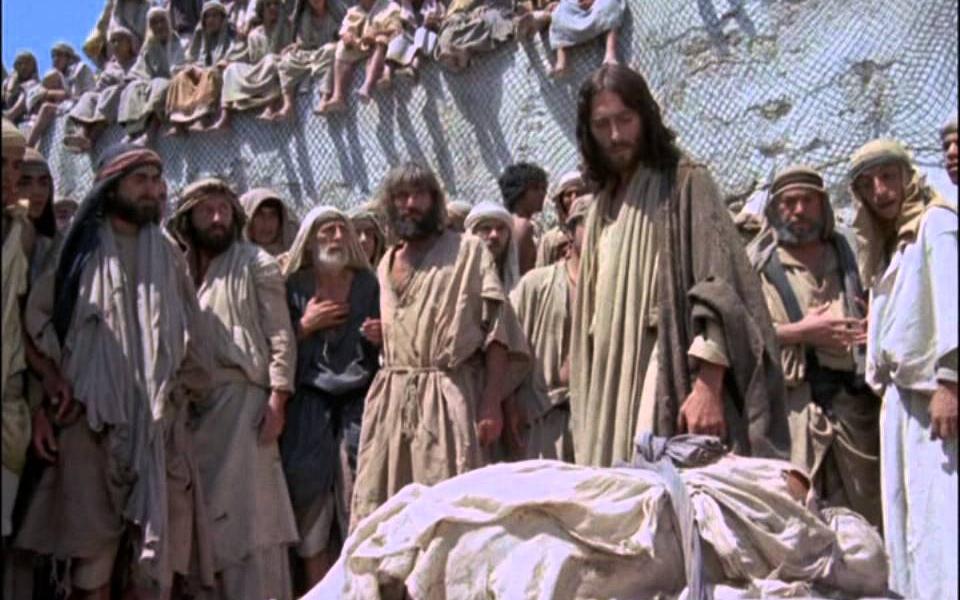 Jezus rzekł do paralityka…