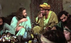 wielu celników i grzeszników siedziało razem z Jezusem