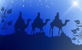 Mędrcy ze Wschodu przybyli do Jerozolimy