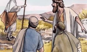 poszli za Jezusem