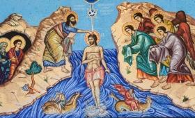 On zaś chrzcić was będzie Duchem Świętym