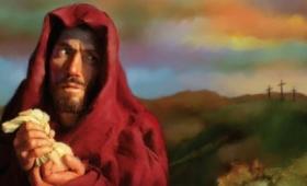 Na to rzekł Judasz Iskariota