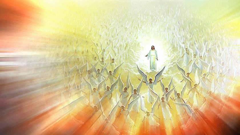 A teraz Ty, Ojcze, otocz Mnie u siebie tą chwałą, którą miałem u Ciebie pierwej, zanim świat powstał