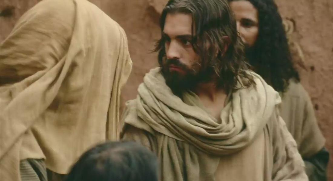 Gdy to posłyszeli Jego bliscy, wybrali się, żeby Go powstrzymać