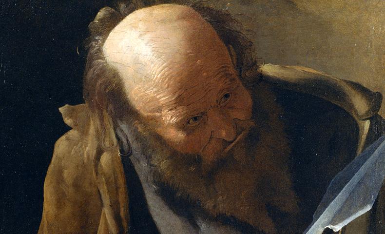 Tomasz, jeden z Dwunastu, zwany Didymos, nie był razem z nimi