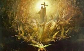 Tak bowiem Bóg umiłował świat, że Syna swego Jednorodzonego dał
