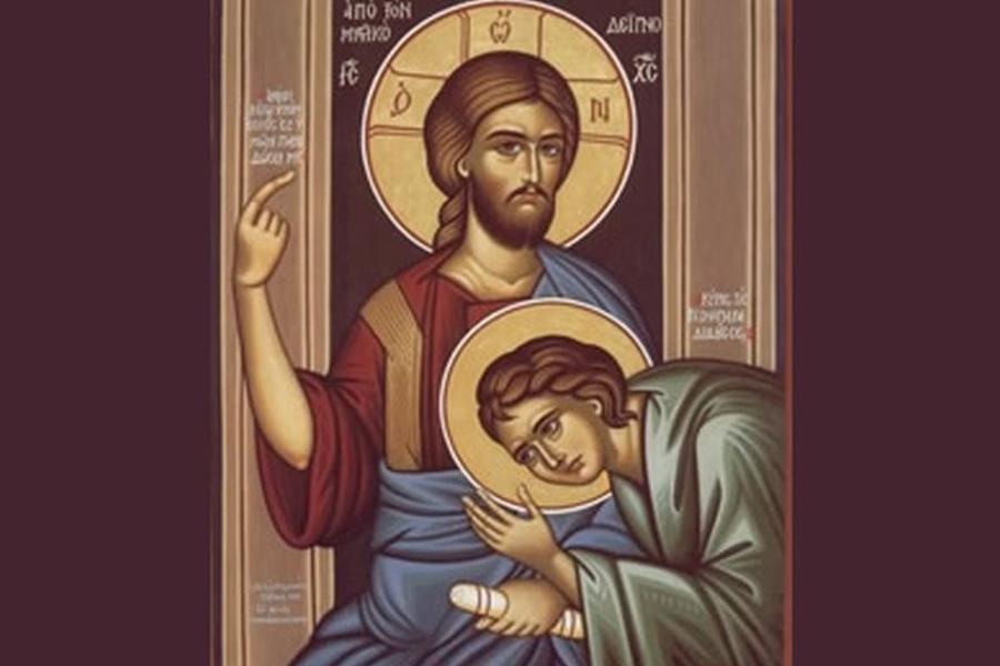 ucznia, którego Jezus kochał…