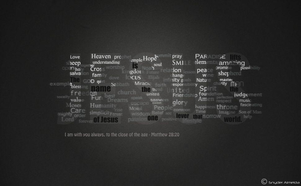 Na początku było Słowo…
