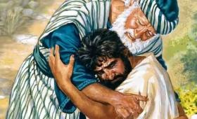 Ojcze, zgrzeszyłem przeciw Bogu i względem ciebie…