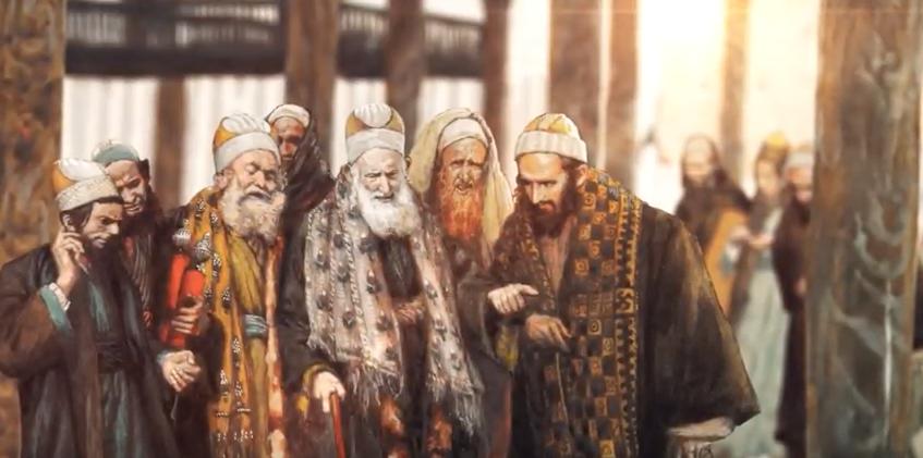 Rozpowiadajcie tak: Jego uczniowie przyszli w nocy i wykradli Go