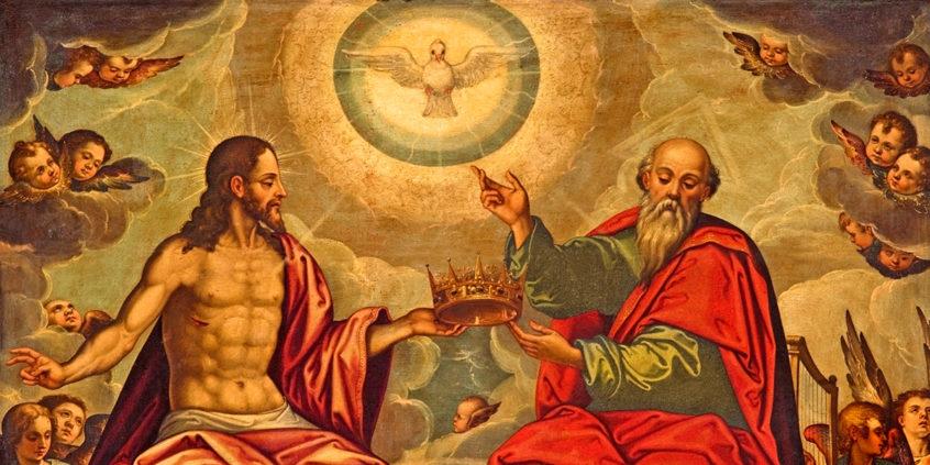 Ja wam poślę od Ojca Ducha Prawdy, który od Ojca pochodzi