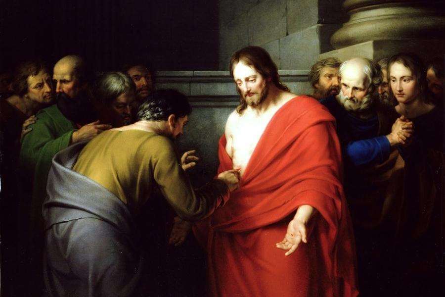 Błogosławieni, którzy nie widzieli, a uwierzyli…