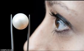 Gdy znalazł jedną drogocenną perłę…