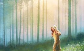 A gdy ją znajdzie, bierze z radością na ramiona…