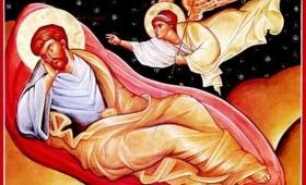oto anioł Pański ukazał mu się we śnie…