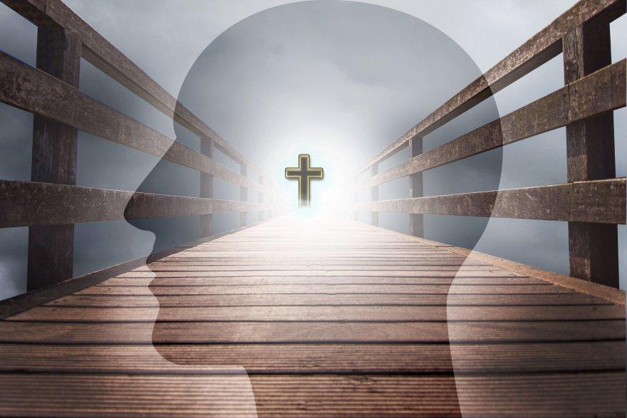 niech się zaprze samego siebie, niech weźmie krzyż swój i niech Mnie naśladuje