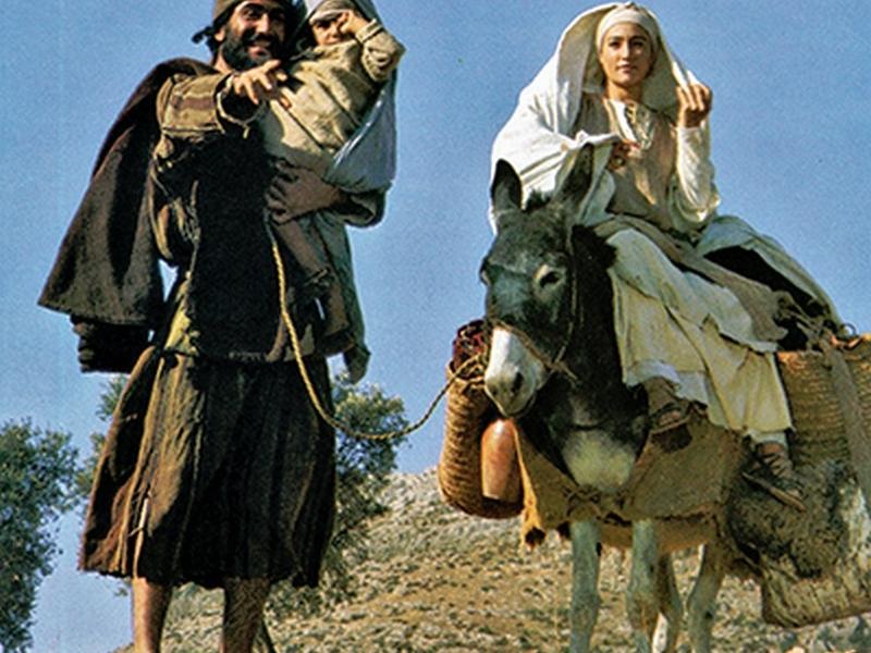 wrócili do Galilei, do swego miasta – Nazaretu