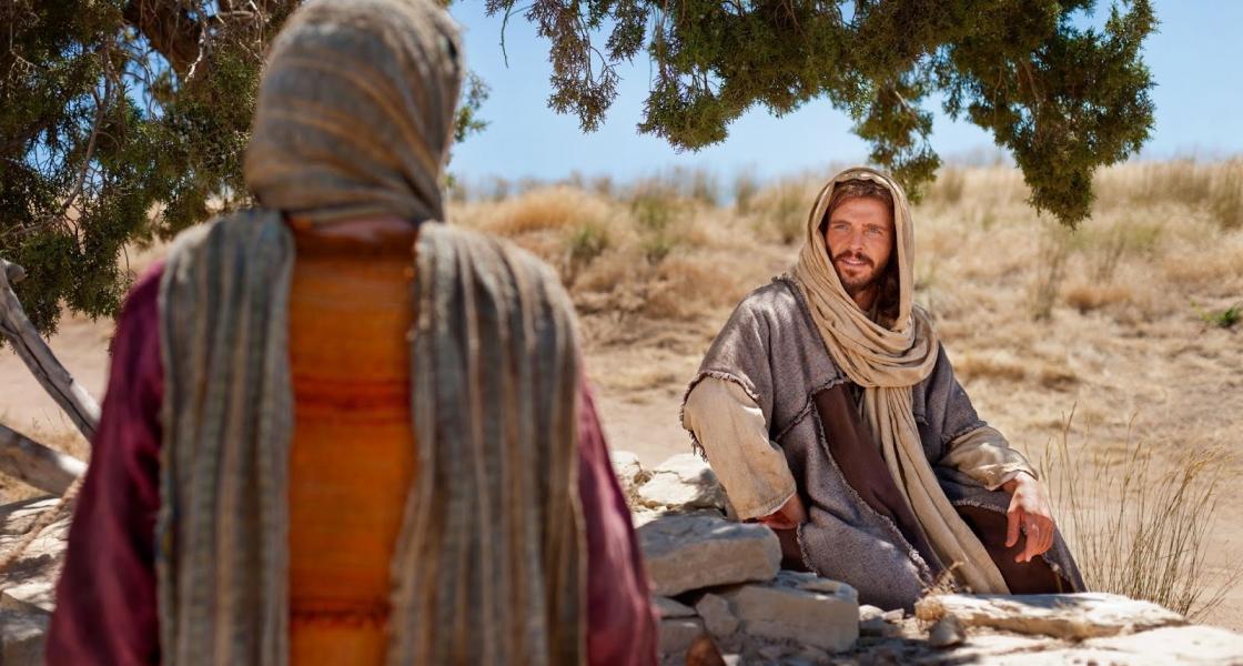 O, gdybyś znała dar Boży…