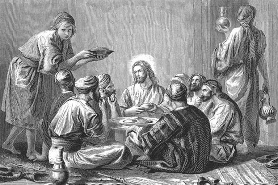 Przybliżali się do Niego wszyscy celnicy i grzesznicy, aby Go słuchać